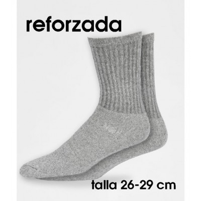 Gray Standard Socks Jack Thompson