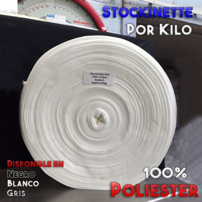 Stockinette Tubing 100 %  polyester