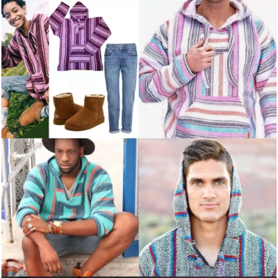 Mexican Hoodies
