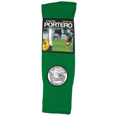 Emerald Green Goalkeeper over the knee soccer sock...