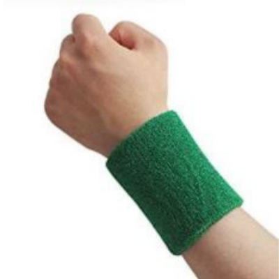 Wrist Sweatbands 1 pair